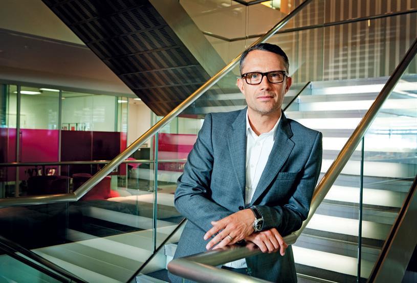 David Pemsel, the chief executive of Guardian Media Group