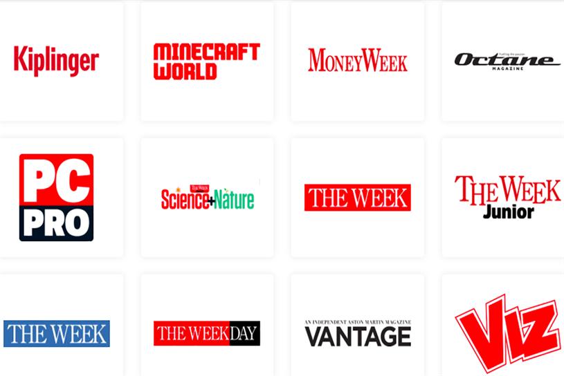 Dennis: brands include Kiplinger and The Week