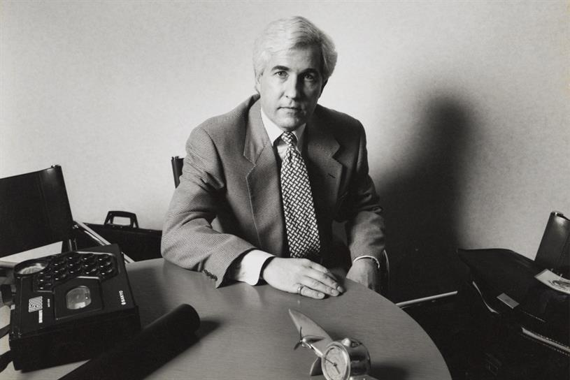 Dennis Lay: had a career spanning more than three decades