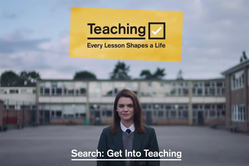 Havas London: works on teacher recruitment