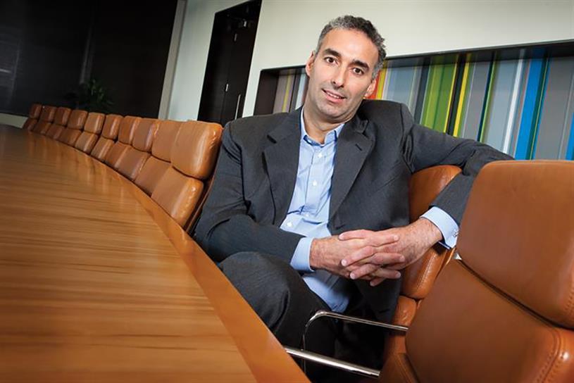 Luis Di Como: executive vice-president of global media at Unilever