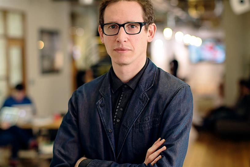 Dom Boyd, chief strategy officer, Publicis