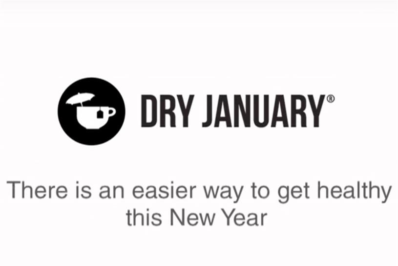 Dry January: Alcohol Concern and Government encourage booze-free January