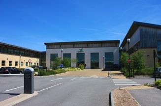 Center Parcs' headquarters