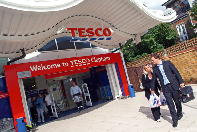 Tesco: W&K will handle the entire UK business and is also expected to work on the retailer's US arm, Fresh & Easy