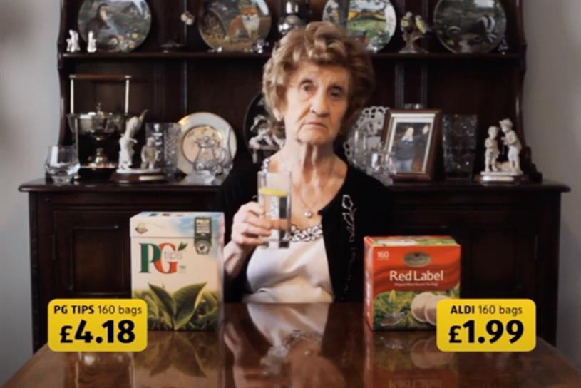 ITV: ad break will feature reimagined Aldi spot