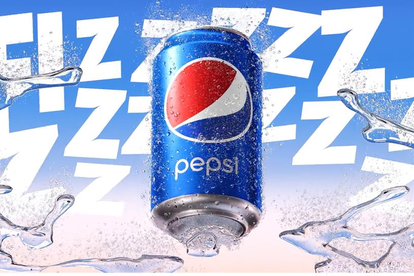 Pepsi: campaign created by Mother London