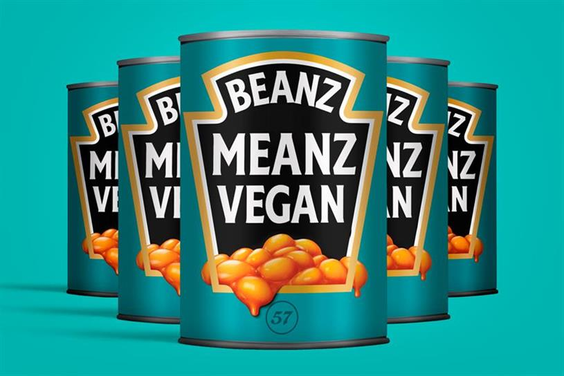 Heinz: recent Veganuary campaign was created by Havas UK