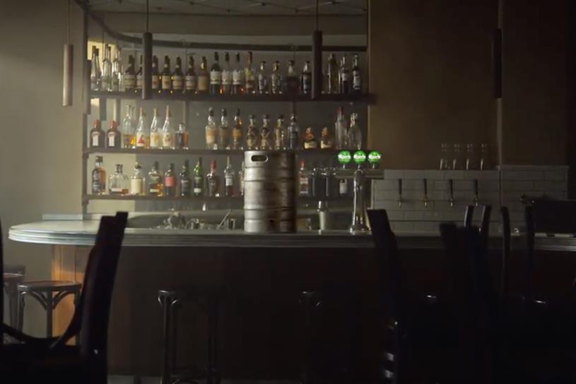 Carlsberg: ad filmed in Denmark during lockdown