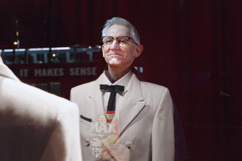 Who Is The Christmas Carol Colonel Sanders 2021
