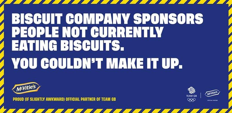 McVitie's: first phase set to run for three months