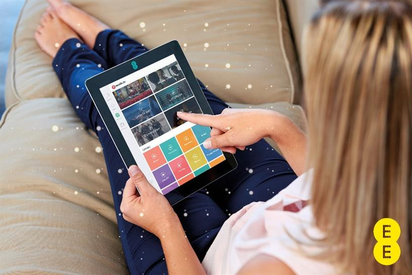 EE: new EE Film Club reflects consumer shift to digital