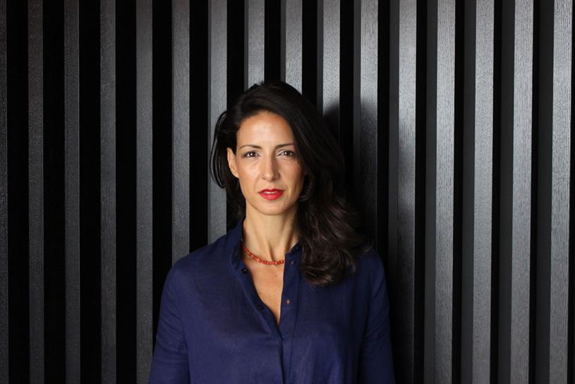Eleni Sarla: joined Havas in 2017