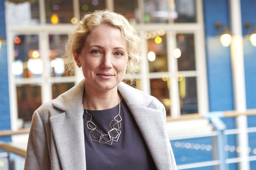 Sarah Ellis: before Sainsbury's, she worked at Barclays and Boots