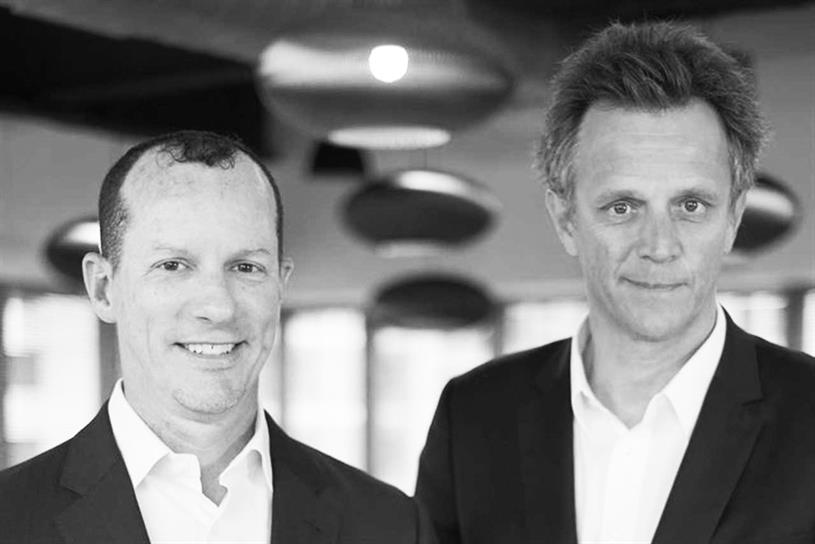 Epsilon: CEO Bryan Kennedy and Publicis' Arthur Sadoun