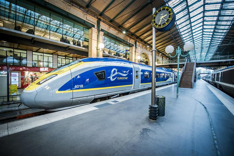 Eurostar: review was handled by ID Comms