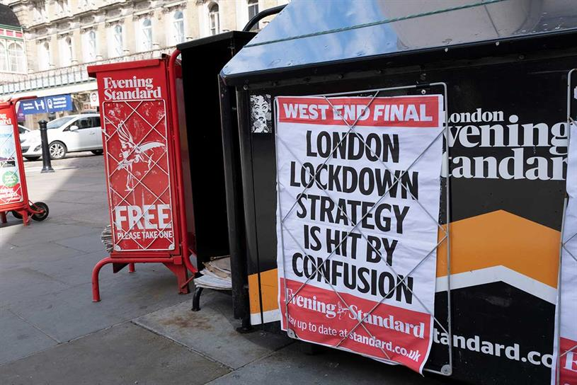 Evening Standard: will focus on digital and mobile proposition (Getty Images)