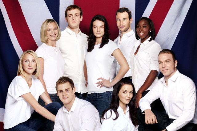 P&G: unveils its London 2012 brand ambassadors