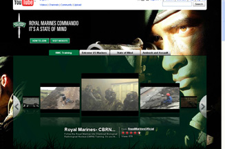 royal marines enlist youtube for recruitment drive campaign us