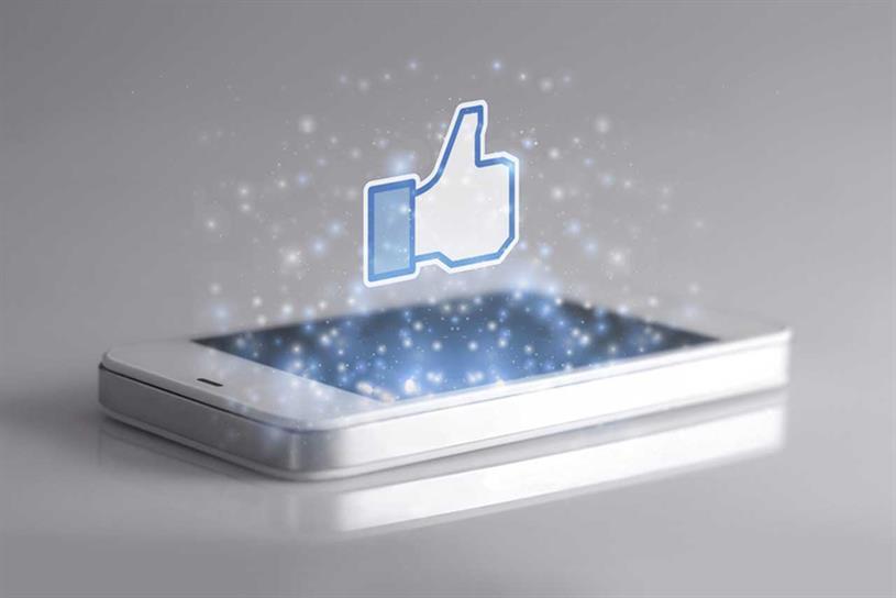 Facebook: ad revenue grew 28%