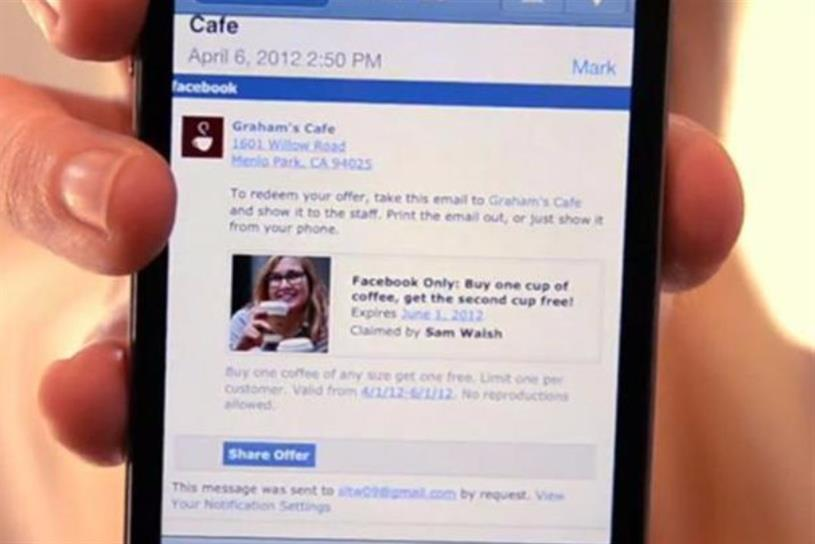 Facebook: mobile now accounts for 80% of ad revenue