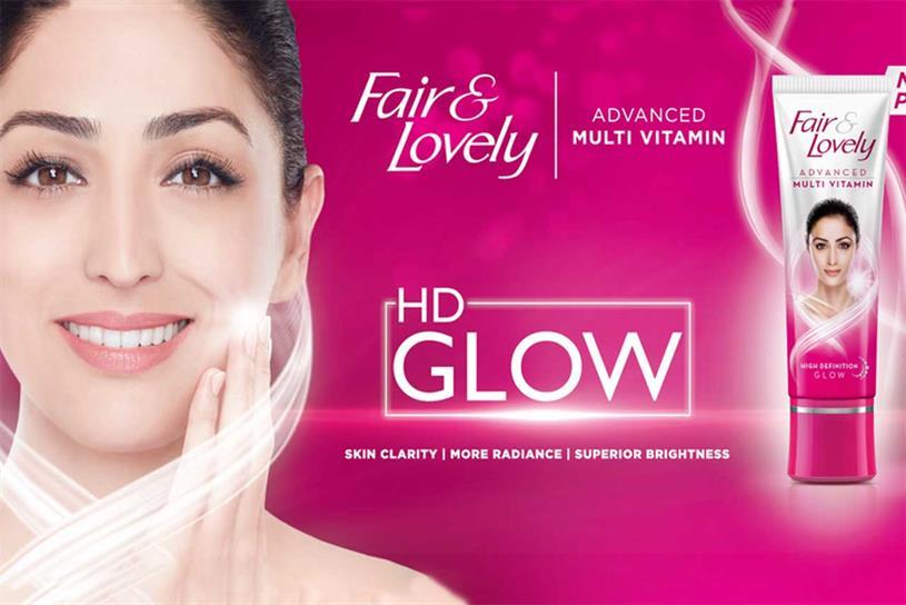 Fair & Lovely: available across Asia