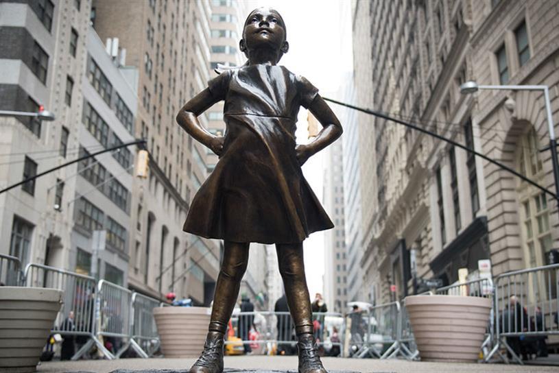Fearless Girl by McCann New York