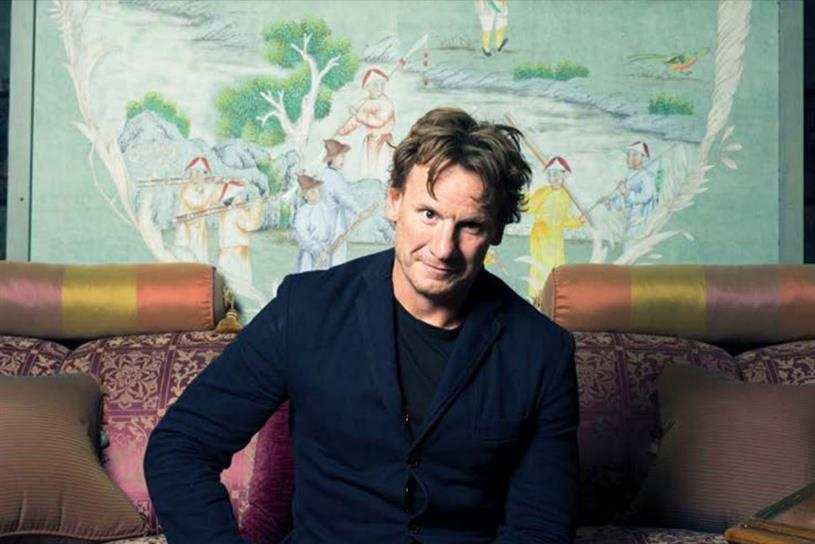 Nick Law: Publicis Groupe's newly-appointed chief creative officer (Photo: Emmanuel André)