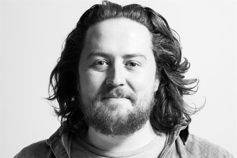 Tom Fenwick-Smith, creative director of Rewind