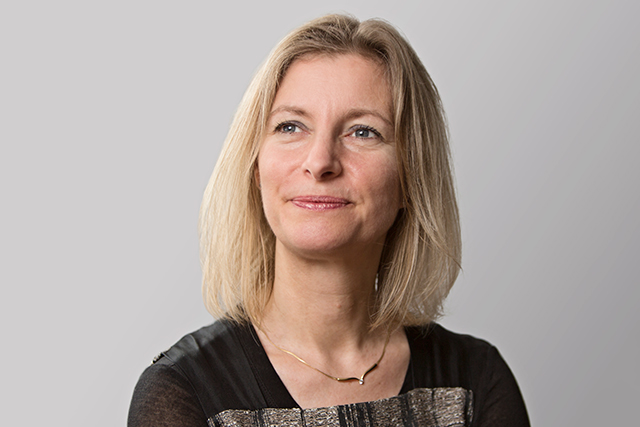 Fiona Blades is chief experience officer at Mesh and a mentor for Fringe Factory