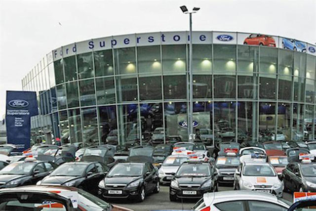Ford Retail: MediaVest wins dealer group's media account