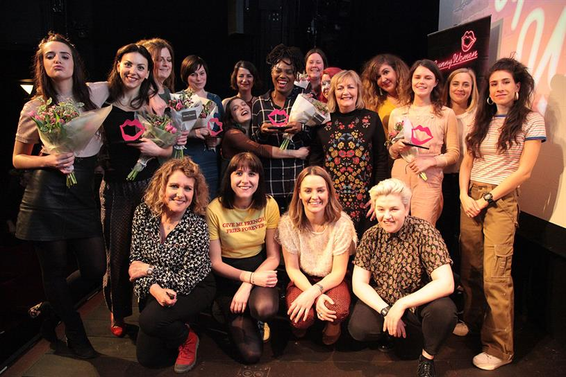 The Funny Women Awards recognise rising female comedy talent
