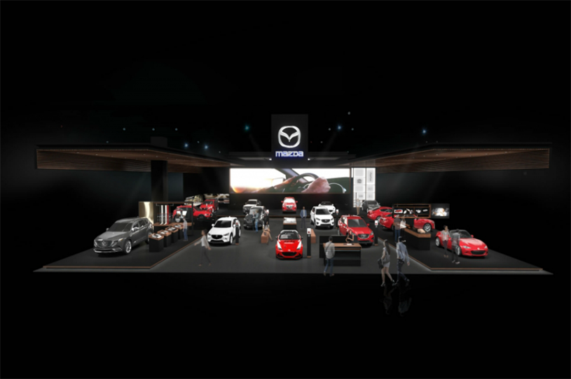 Mazda: partnering with agency GPJ