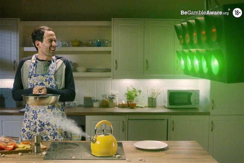 Gala Bingo: Cravens previously created its advertising