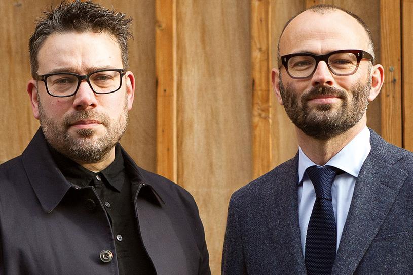 Cheetham and Elliott: new hires