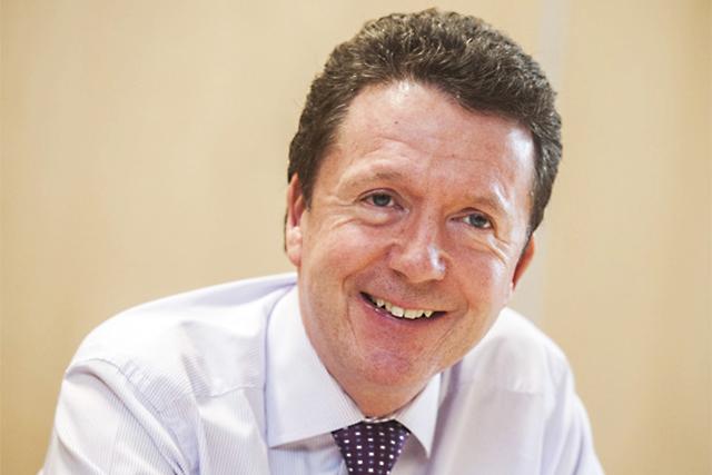 Gavin Darby - CEO of Premier Foods