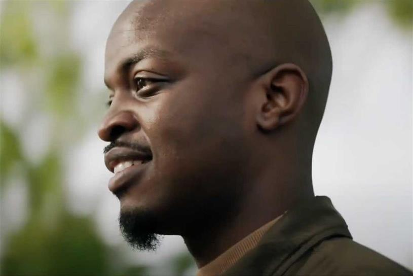 George the Poet: appeared in Coca-Cola campaign this summer