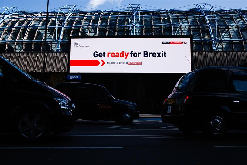 Brexit campaign: it had 'limited impact'  (Getty Images)
