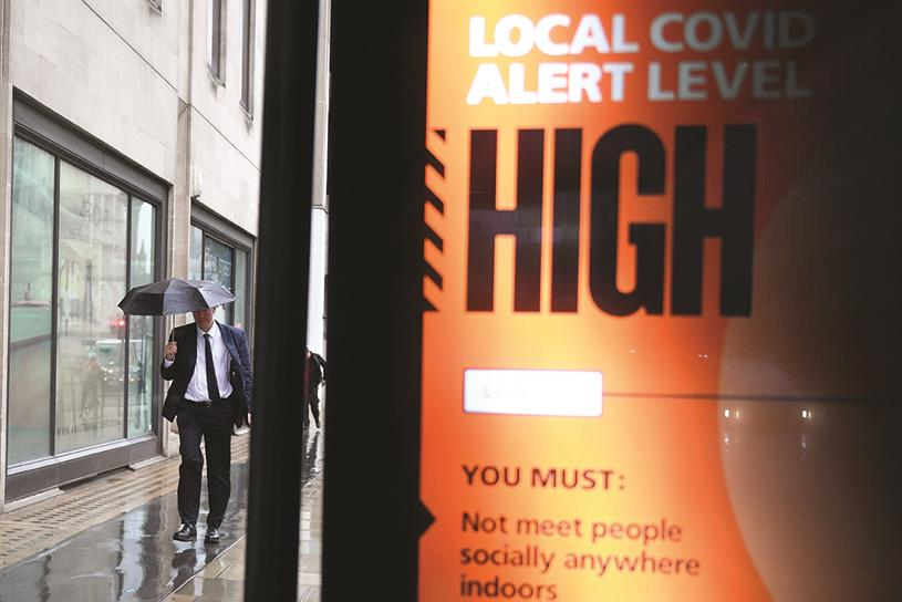 Covid: cases have surged across the UK (Image: Getty)