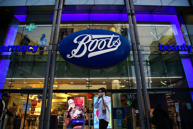 Boots: owner WBA has worked with WPP since 2017 (Getty Images)