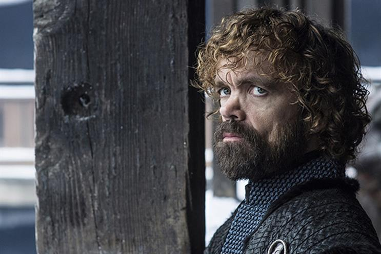 Game of Thrones: helped drive NOW TV