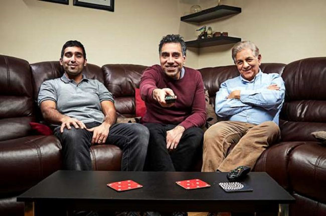 Gogglebox: Thinkbox study examined viewing habits of more than 1,000 people