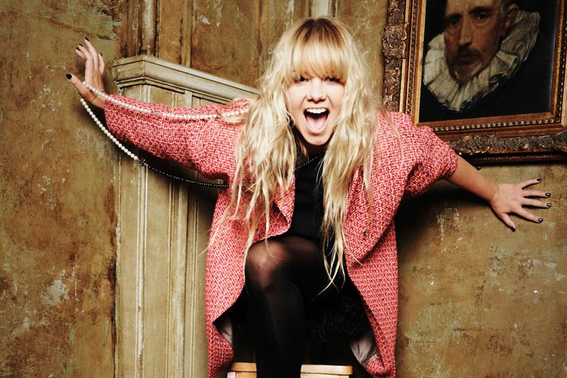 Sam Hall: DJ known as Goldierocks will present on new Capital late-night show