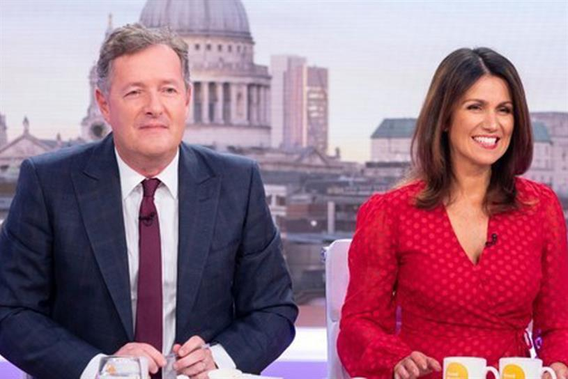 Good Morning Britain: Morgan and Reid (credit: ITV)