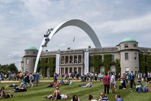 Goodwood Festival of Speed: one of Britain's largest motoring shows