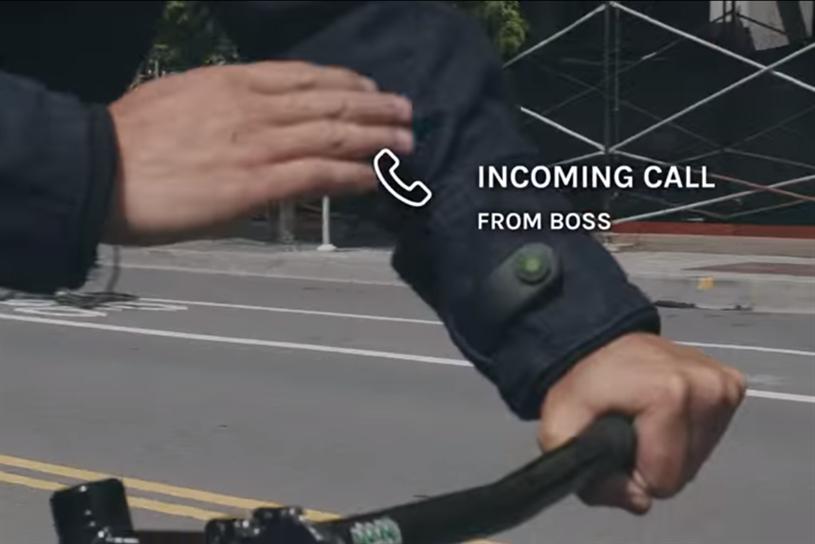 Google's Jacquard Wearable Fabric