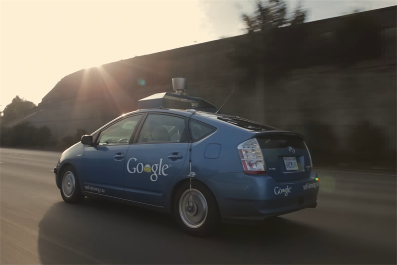 Driverless cars: Google has been developing technology since at least 2009