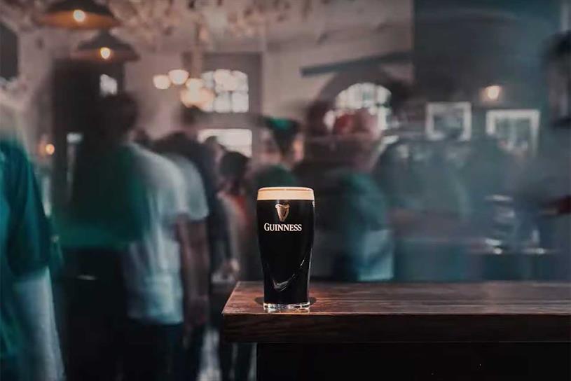 Guinness: Diageo brand