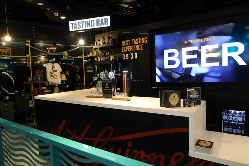 Guinness to open Guinness Export House at Dublin Airport