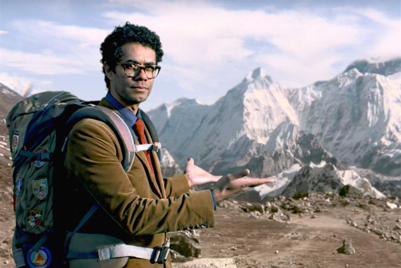 HSBC: Wunderman Thompson created recent work starring Richard Ayoade